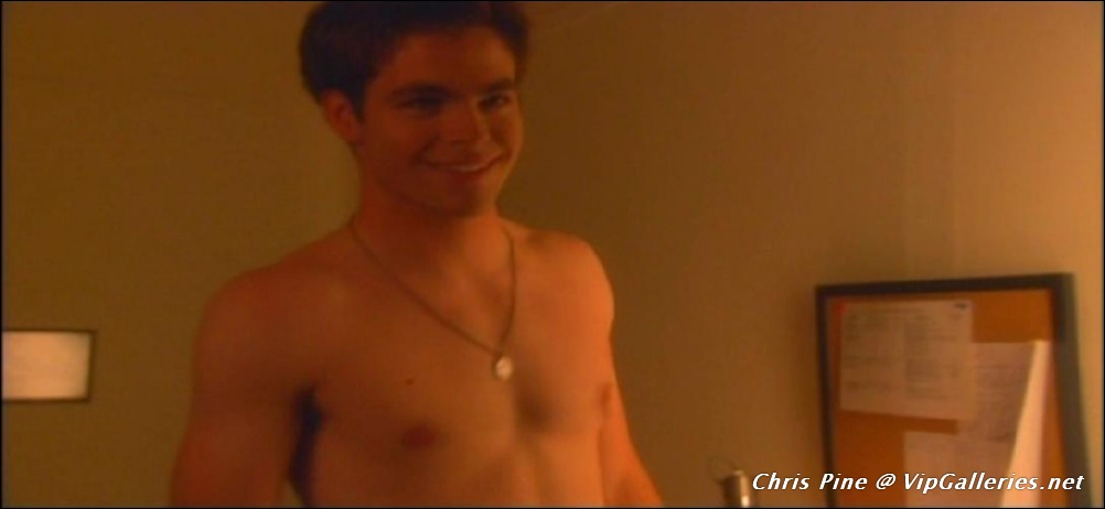 chris pine naked pictures