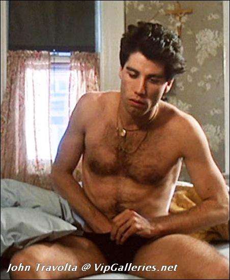 nude Gay john travolta