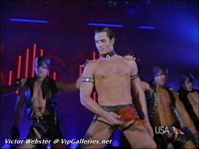Webster nude victor