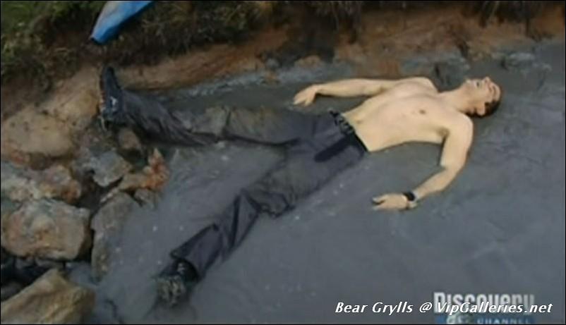 bear grylls nude uncut