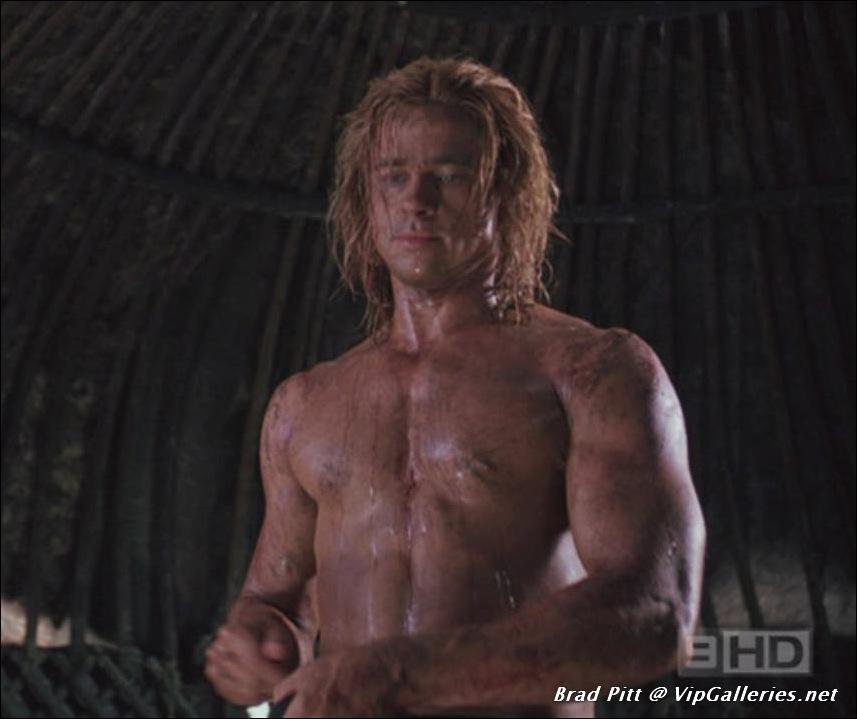 brad pitt nude uncensored