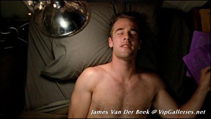 There James van der beek nude share your