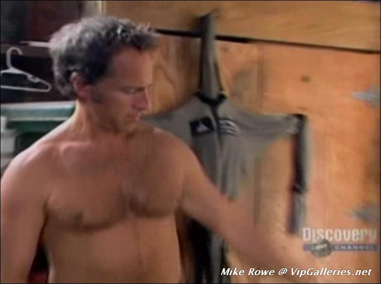 Apologise, but, mike rowe cooks naked uncensored