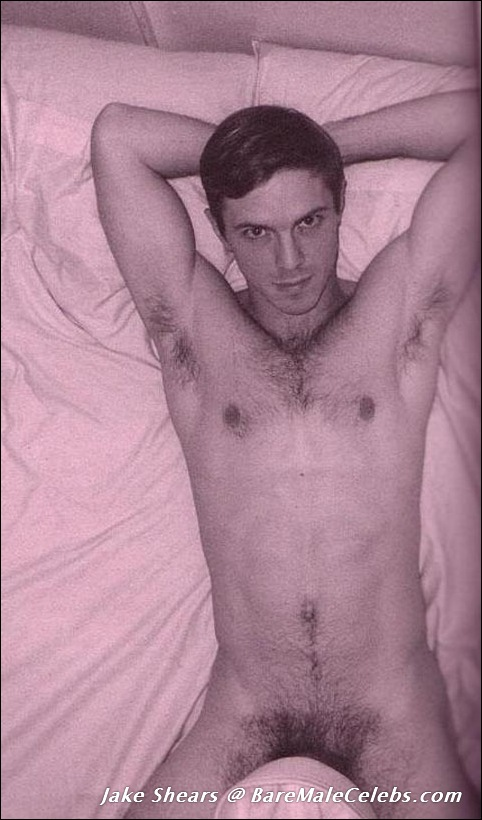 jake shears naked ass