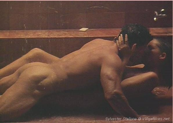 from Aaron sylvester stallone nude video