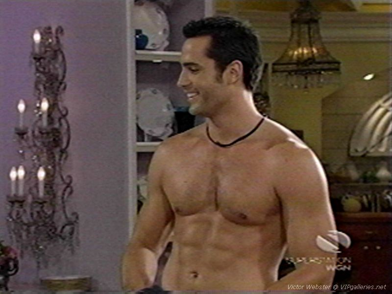 Victor webster nude think, that